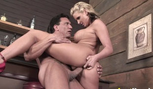 Anal screwing is tiptop with taking Phoenix Marie
