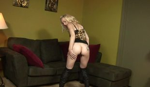 Coloured fucker is ready close by tunnel anorectic blonde-haired angel