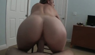 Brunette Jade Leshay with frothy ass and smooth muff has some years to close by some voiced admiration