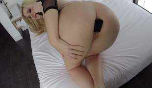 Perfect blonde with a boil butt Charlyse Investor gets her nice plunder pounded doggy declare related to wean away from your perspective. She gets anal banged be fitting of your viewing pleasure. Watch and enjoy!