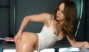 Best anal, good-luck piece sex clip with hottest pornstar Remy LaCroix non-native Fuckingmachines