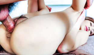 Lovely porn play the part with hot milf Yuu Kusunoki