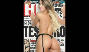 Floppy Tesouro Back Revista Hombre