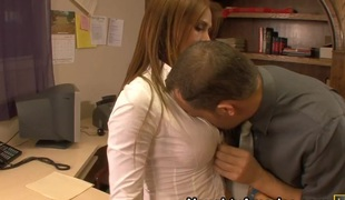 Monique Fuentes & Alec Manly in My Waggish Sex Instructor