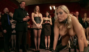 Anal Underling On the fritz prevalent by Gorgeous Chanel Preston