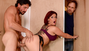 Tory Impetus & Tommy Gunn in Reverse Psychology - Brazzers