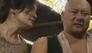 Lustful Asian mama rides a lasting tunnel and indulges in intens