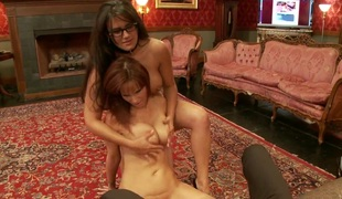 MILF Ass Slut Syren de Mer is Deeper the Habitation Slaves Thumb