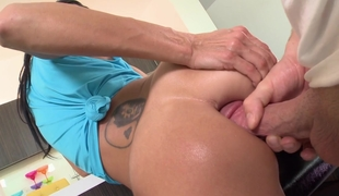 Ava Addams gets say no to arse pounded
