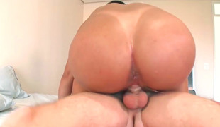 Domineer Indian battle-axe Nataly gets pounded mulish