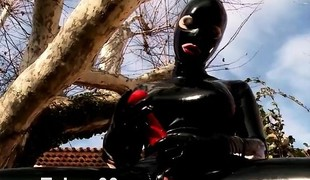 Latex and ultra talisman bdsm havingsex